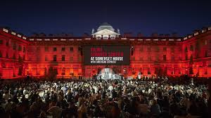 Somerset House outdoor cinema