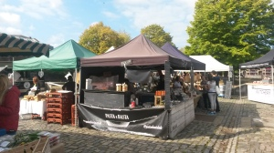 Wapping Market - Stalls