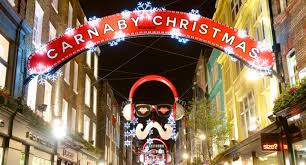 Carnaby St Lights