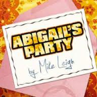 Abigail's Party invite
